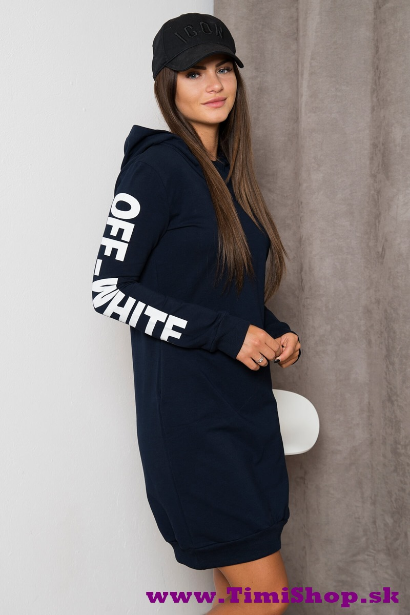 264b947c37 Športové šaty s dlhým rukávom - Granat