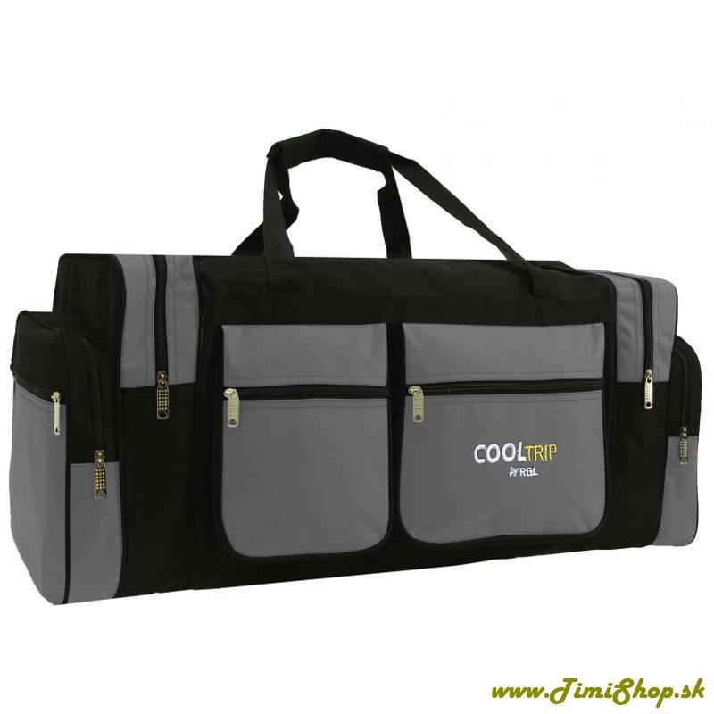 3f585ba881 Cestovná taška - Graffit-čierna