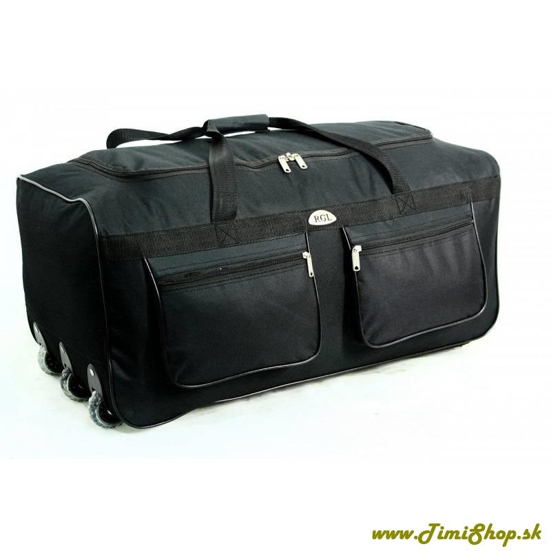 deef6f01b4 Cestovná taška A1 - Čierna