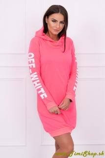 dad5a992bb Športové šaty s dlhým rukávom - Neon ružova empty